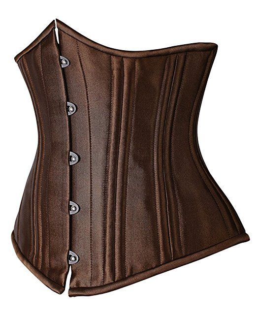 08cd8e809f Camellias Women s 26 Steel Boned Heavy Duty Waist Trainer Corset Shaper for  Weight Loss at Amazon Women s Clothing store