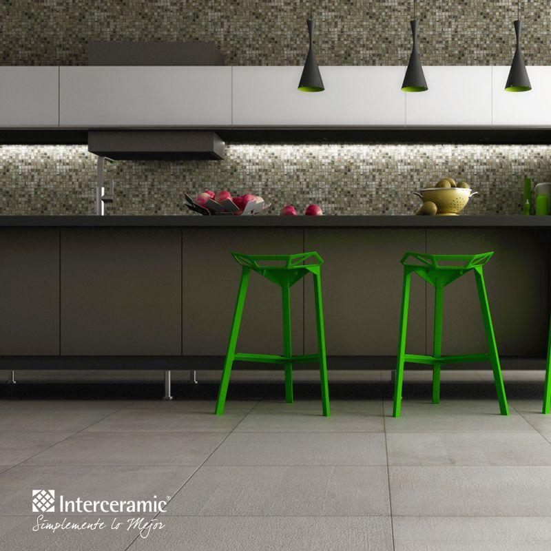 Rompe las reglas del azulejo decora la cocina con - Azulejo para cocina ...