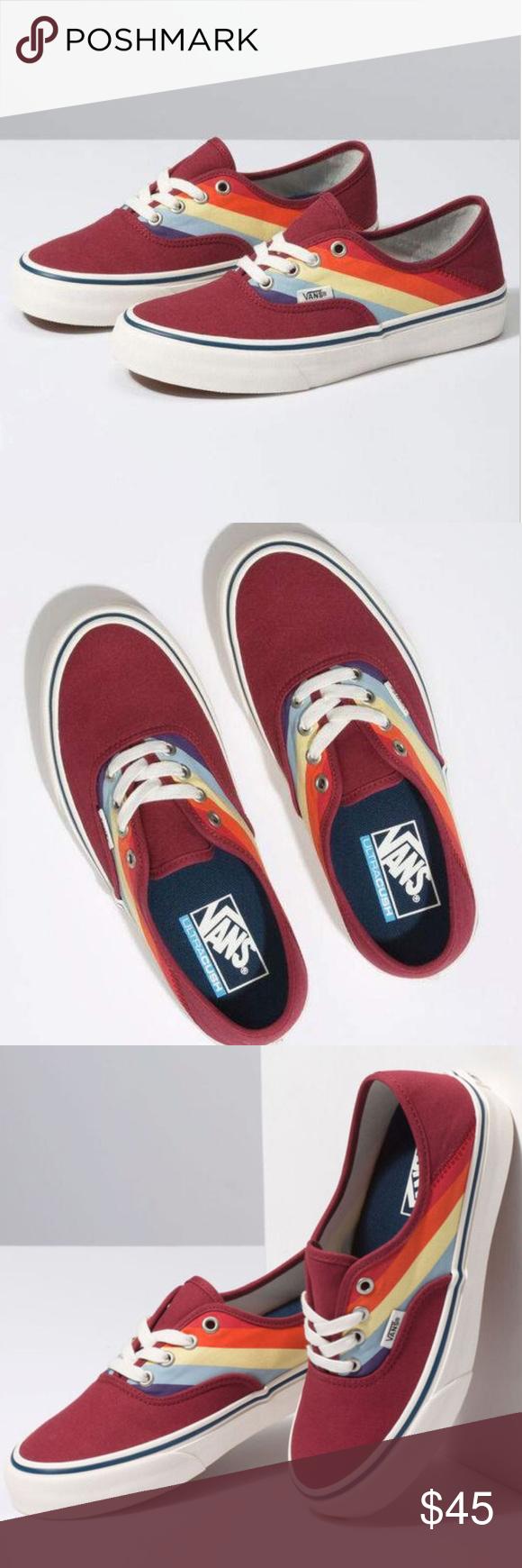 VANS Rad Rainbow Authentic SF Shoes