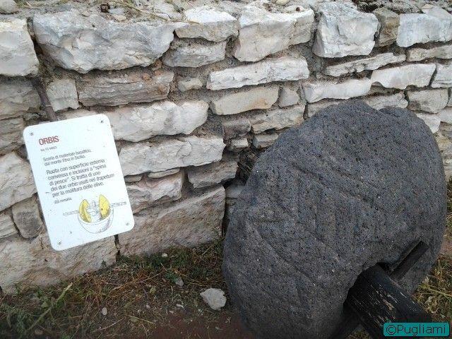 L'Orbis nell'anfiteatro romano