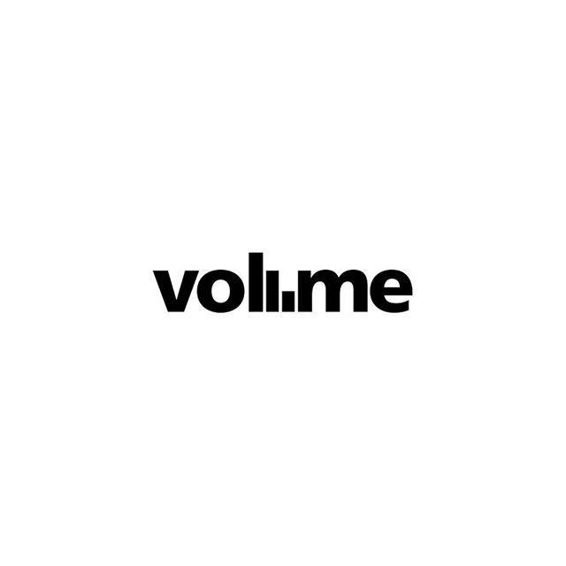 Volume by Alper Tornaci @alpertornaci - 👉 GO TO LOGOINSPIRATION.NET FOR MORE…
