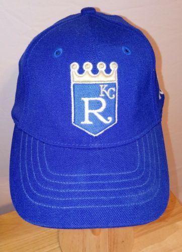 a27c862d4afd7 Kansas City Royals Cooperstown Collection Vintage Style 47 Stretch Dad Hat  Cap