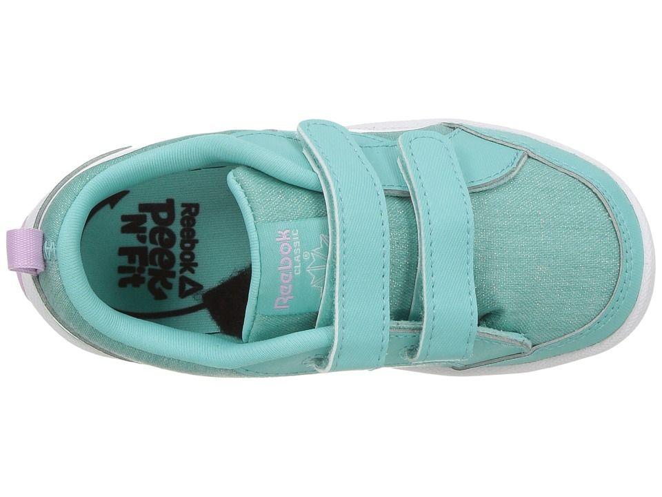 líder Remisión Vicio  Reebok Kids Ventureflex Chase II (Toddler) Girls Shoes  Turquoise/Moonglow/White | Reebok, Baby shoes, Style