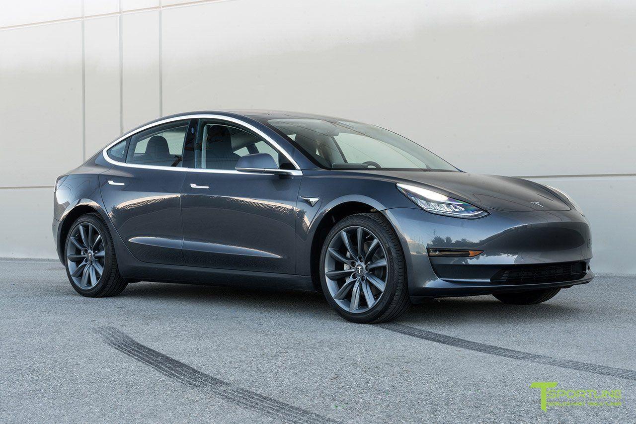 Tesla Model 3 19 Car Automotive Design Electric Cars