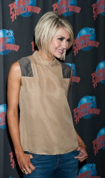 Chelsea kane bob cut seriously love her hair hair for Chelsea kane coupe de cheveux