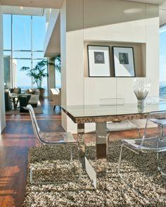 Sumptuous St Regis Penthouse in San Francisco by interior design