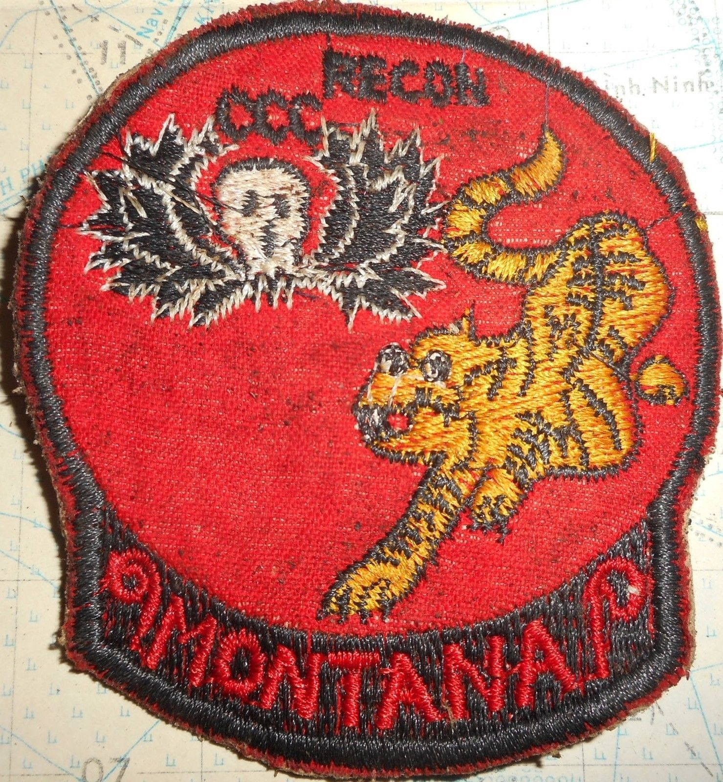 Battle of Ia Drang Valley Patch 1st Cavalry 1965