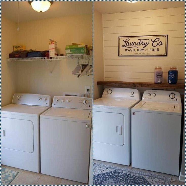 26 small laundry room decoration ideas for you act before it's too late 14 images