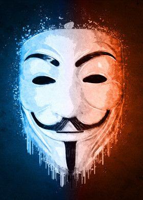 Vendetta | Displate thumbnail
