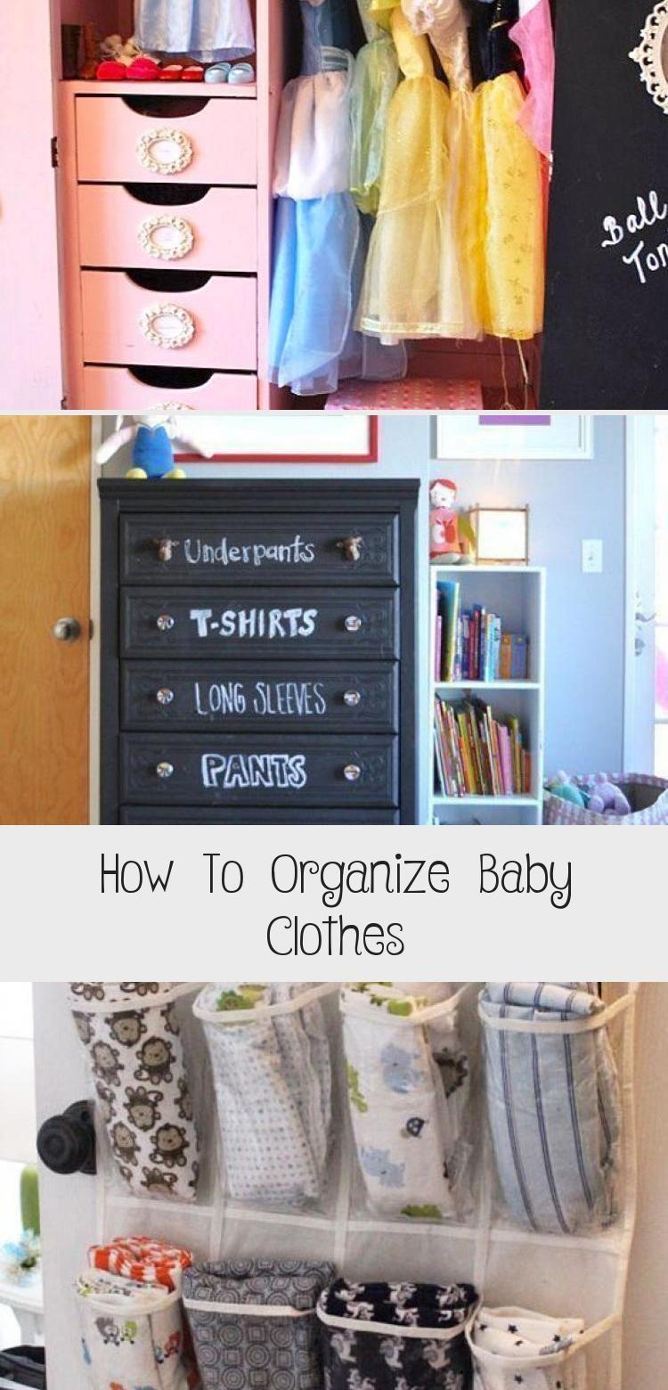 Como Organizar La Ropa De Bebe Baby Clothes Organization Baby Organization Baby Room Wall Decor