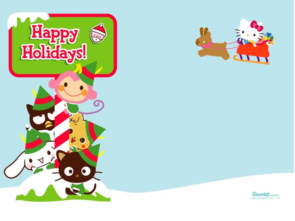 Worksheet. Wallpapers de hello kitty navidad3  fondos  Pinterest  Kitty