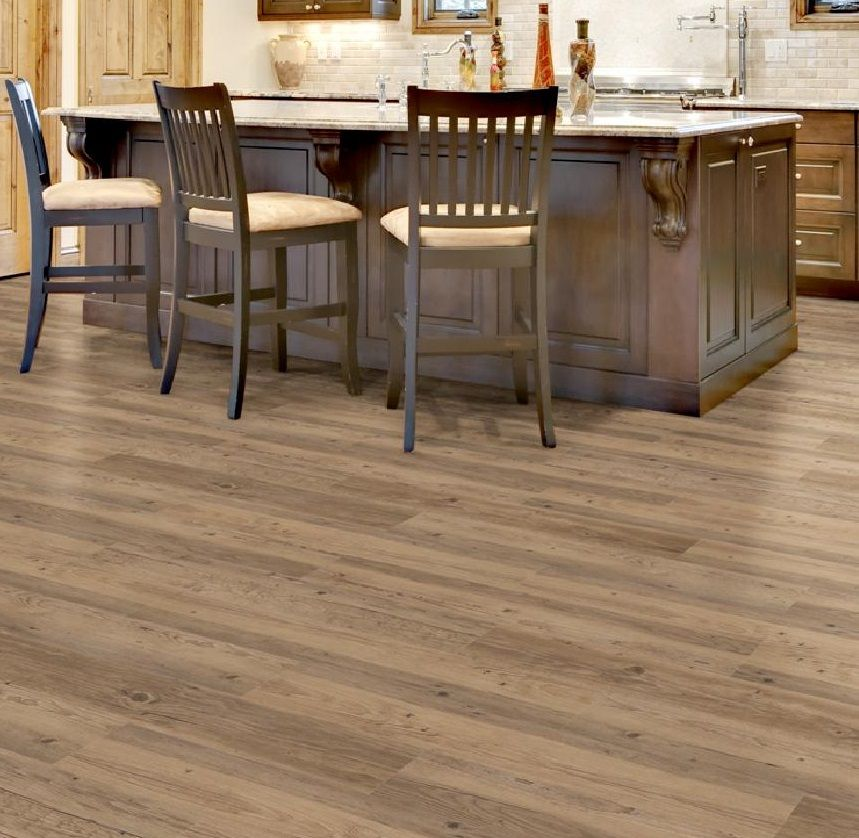 Wooden Vinyl Plank Flooring For Kitchenyou Can Do It Kitchen Brilliant Vinyl Flooring Kitchen Decorating Inspiration