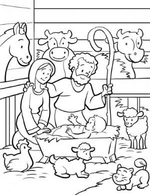 46+ One horse open sleigh coloring page HD