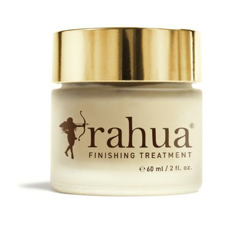 Rahua Finishing Treatment by Rahua. $45.00. Deep within the Amazon rainforest lies the secret to what has given the women of the Quechua-Shuar tribe, thick, flowing, lustrous hair for centuries. The restorative oils found in the rare Rahua Nut rejuvenate lifeless, damaged tresses while being gentle enough on colour-treated and processed hair. Rahua Finishing Treatment prevents hair from splitting during styling, blow drying, hot ironing and combing. Silicone-free, it strengthe...