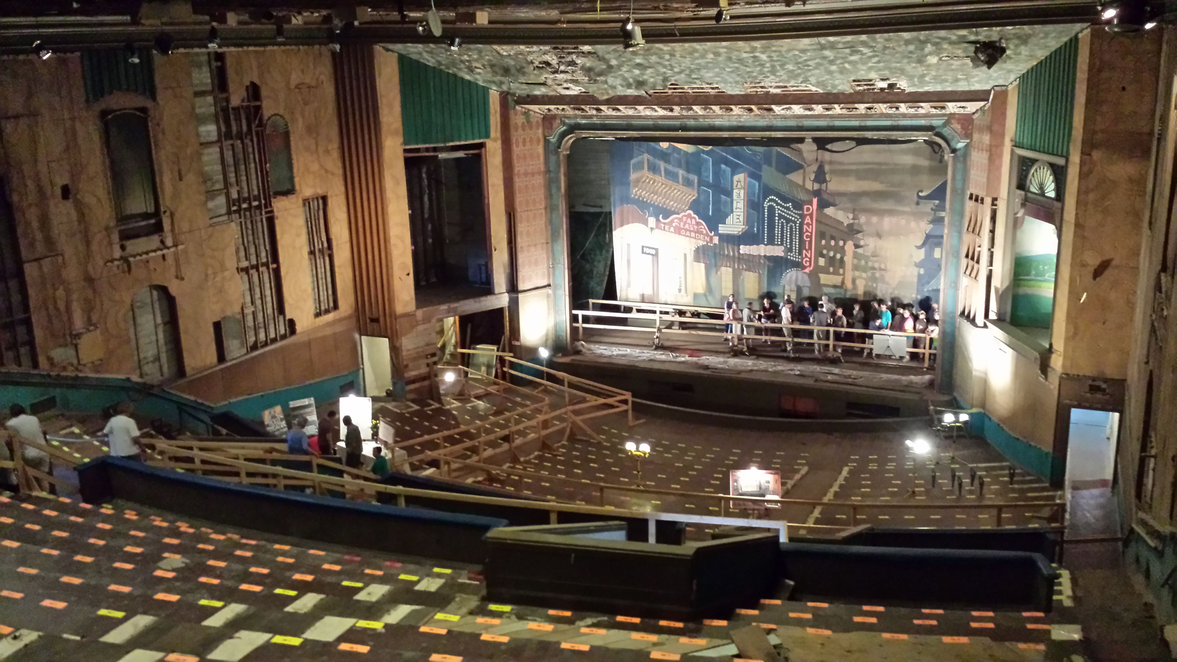 Theater Restoration Project