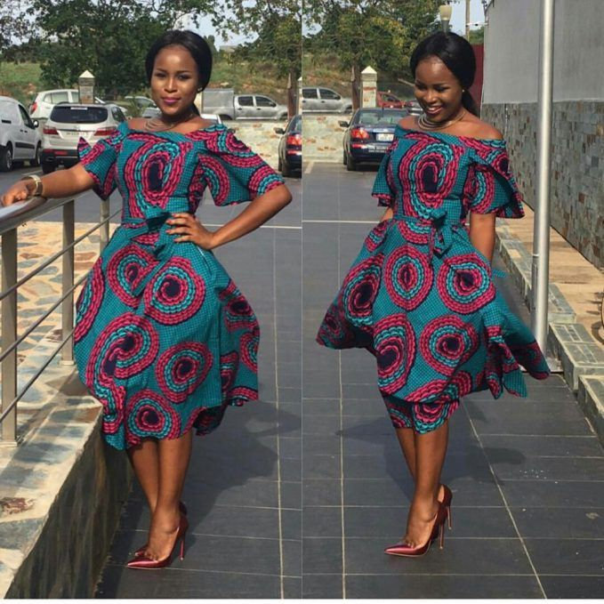 African Church Dresses