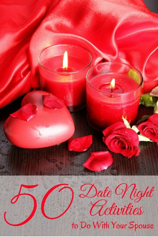 Are you bored with dinner and a movie, or worse--crashing out in front of the TV? Forget boring date nights and start doing activities that build memories to last a lifetime! Here are 50 date night activities to do with your spouse. Never run out of date night ideas again!