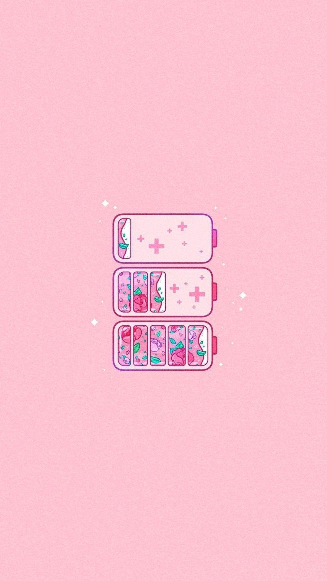 Aesthetic Wallpaper In 2021 Pink Wallpaper Anime Cute Pastel Wallpaper Anime Backgrounds Wallpapers Anime pink wallpaper iphone