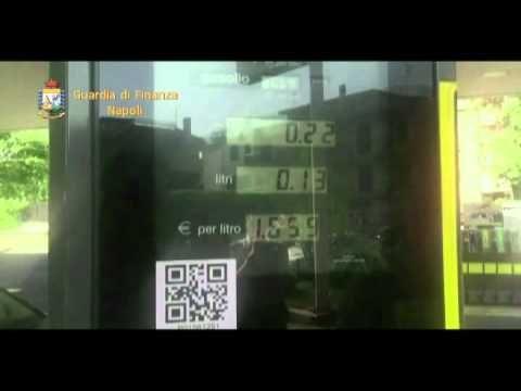 Napoli: Truffa alla colonnina del carburante. GdF sequestra impianto con...