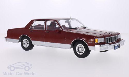 Chevrolet Caprice Classic Sedan 1985 (1:18) | My Saves