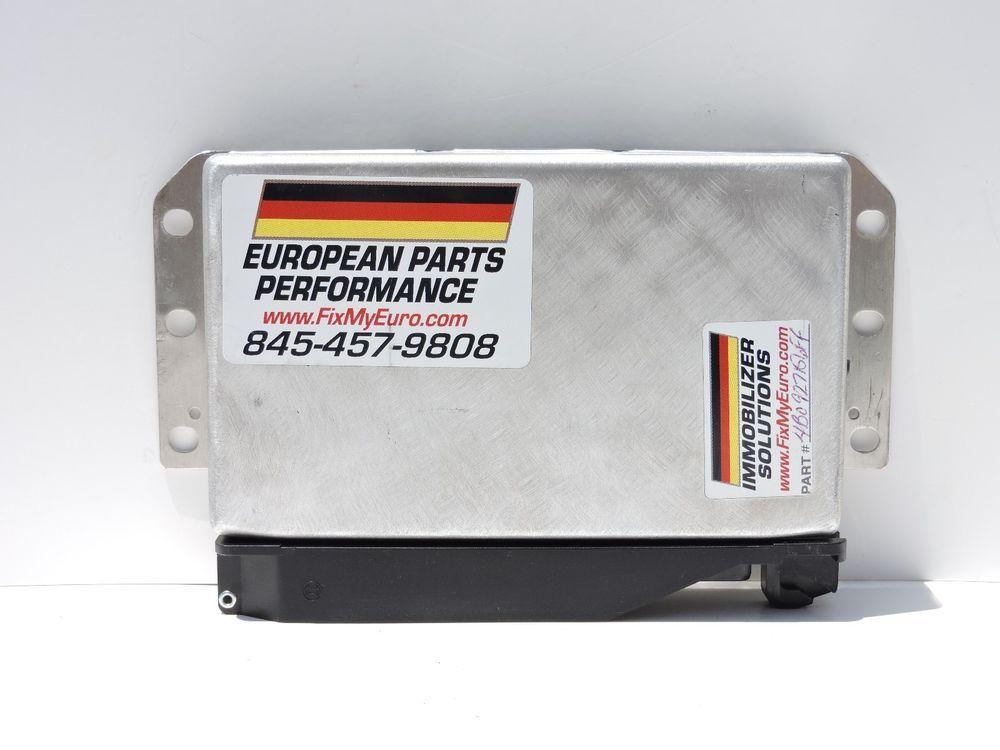 02 03 04 Audi A6 Transmission Control 4B0 927 156 FF Module