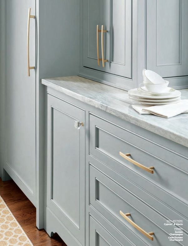 The Right Length Cabinet Pulls For Doors And Drawers Kitchen