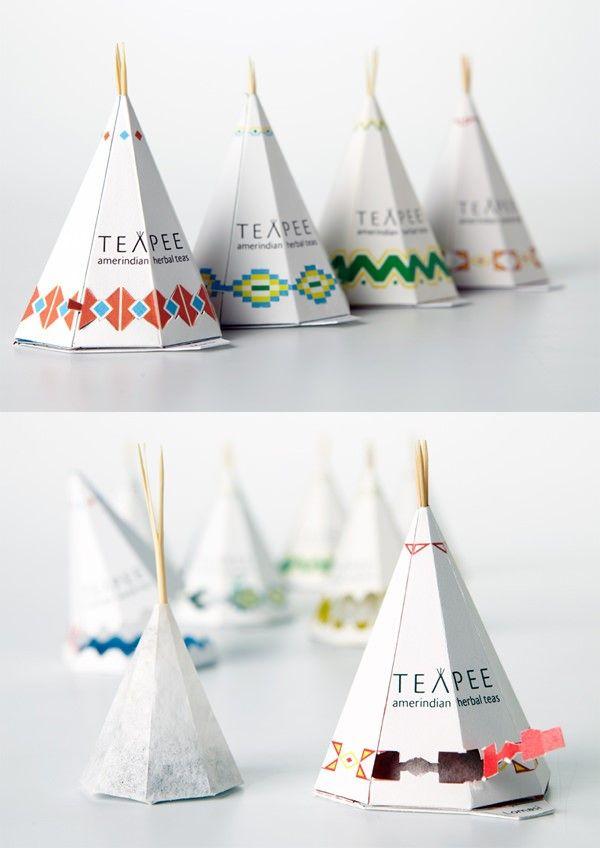Our 6 Favourite Tea Packaging Designs - Carrier Bag Shop Blog