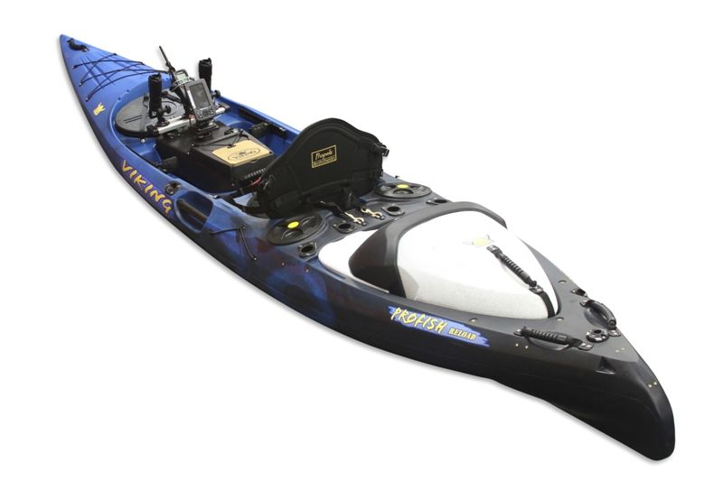 Viking Kayaks Australia Profish Reload Premium Fishing Kayak 1306au Profish Reload Premium Fishing Kayak With Images Kayaking Kayak Fishing Canoe