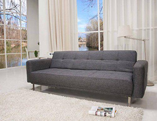 Schlafsofa Luis Grau Schlafcouch Stoff Schlaffunktion Sofa  Http://www.moebelkaufen.info/produkt/schlafsofa Luis Grau Schlafcouch Stoff  Schlaffunktion Sofa/