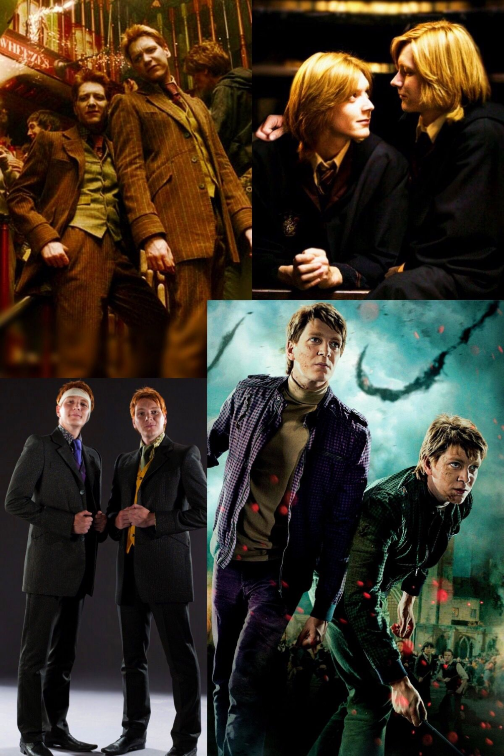 Fred And George Weasley Harry Potter Comics Fred And George Weasley