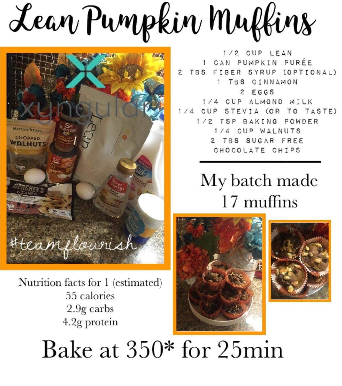 Pin By Nicole Mae On Shakeo Recipes Sugar Free Chocolate Chips Pumpkin Cups Canned Pumpkin