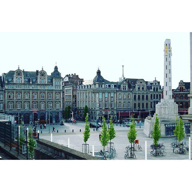 Martelarenplein Leuven
