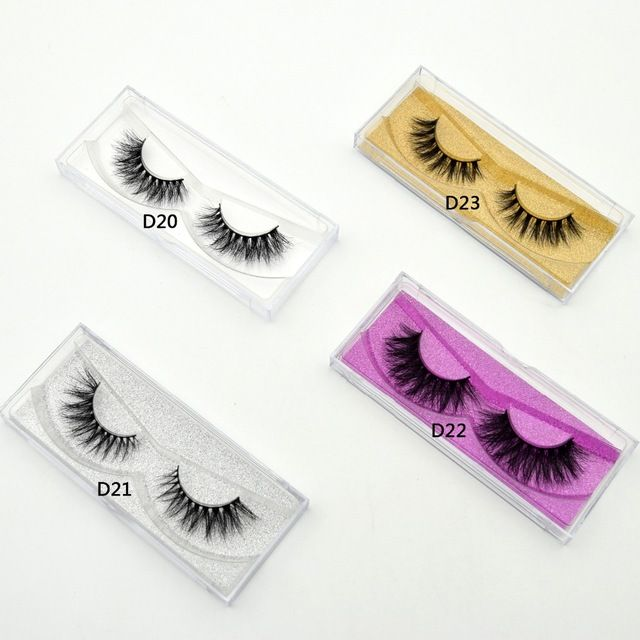 640688e42c0 Visofree Mink Lashes 3D Mink False Eyelashes Long Lasting Lashes Natural  Lightweight Mink Eyelashes Glitter Packaging Eye Lashes Review