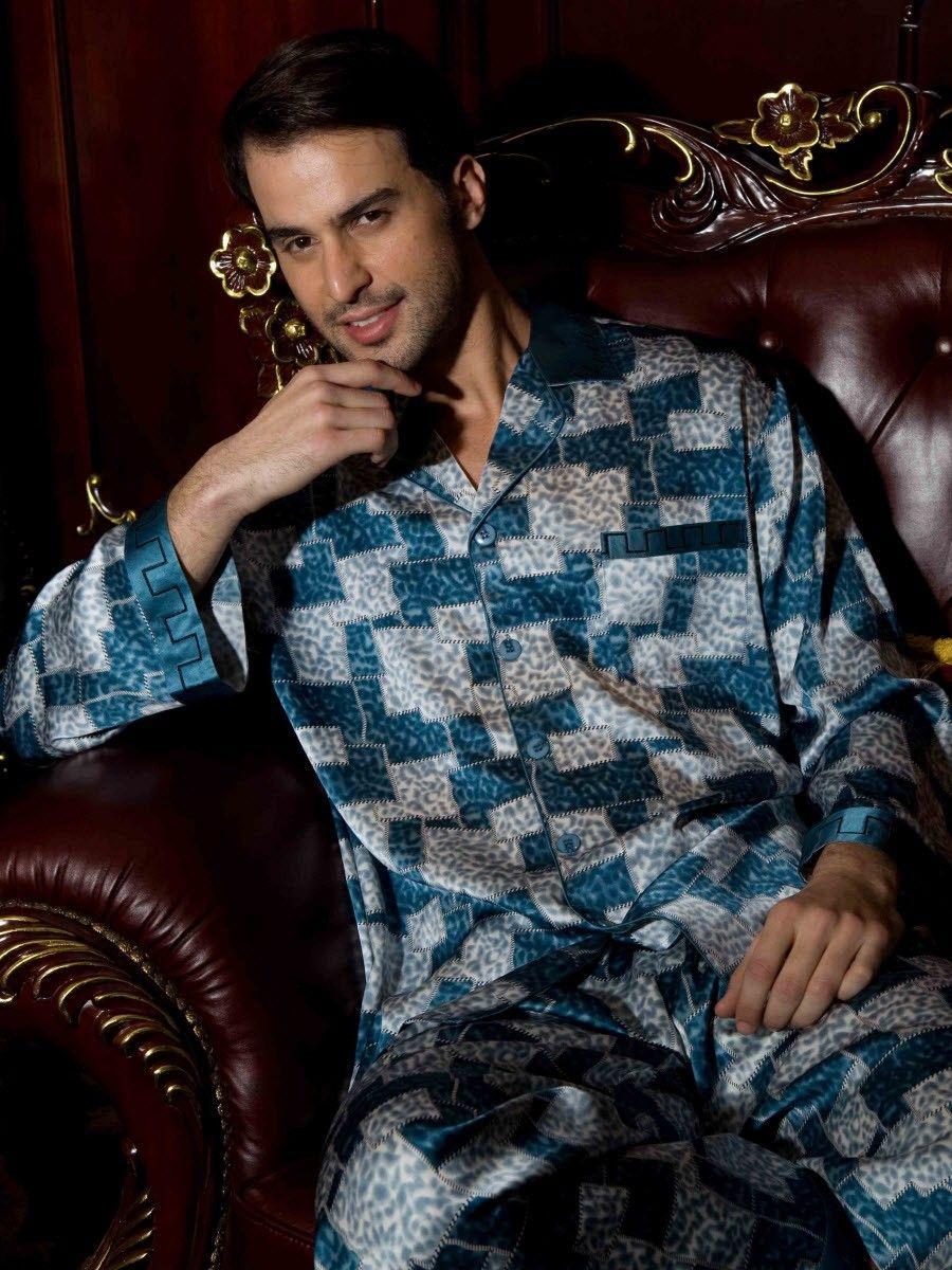 Silk Pajamas For Men | Pajamas | Pinterest | Pajamas, Pajamas for ...