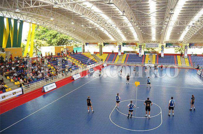 Se iniciaron las emociones del korfball en los Juegos Mundiales Esta disciplina que abre competencias en la Escuela Nacional del Deporte, se desarrollará hasta el próximo domingo cuando se entrega la medalla de oro.