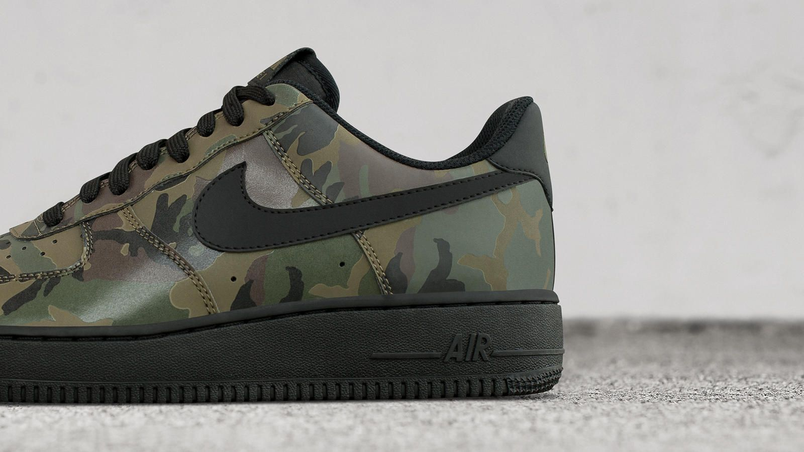 Nike Air Force 1 Low Camo Reflective Pack. Add to