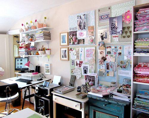 Studio Sewing Room
