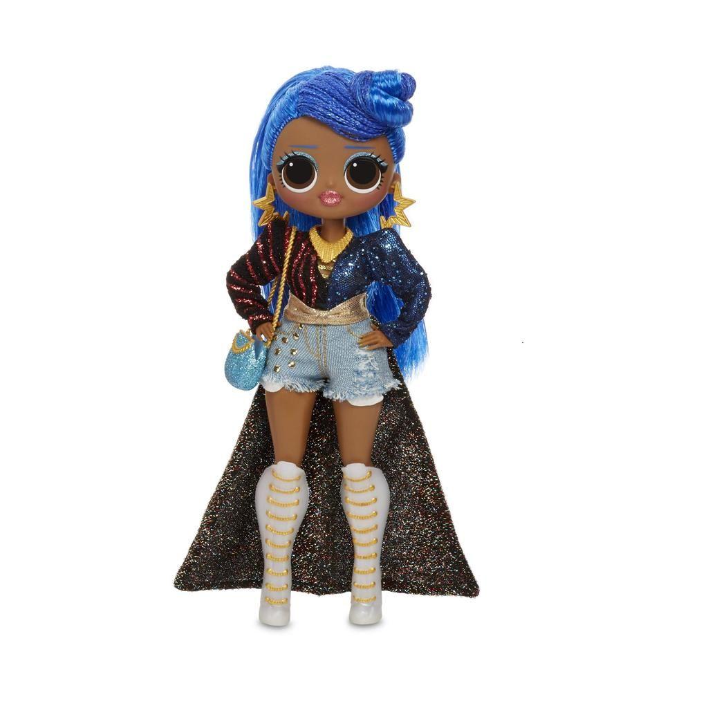O.M.G alt Grrrl Fashion Doll with 20 Surprises Exclusive New L.O.L Surprise