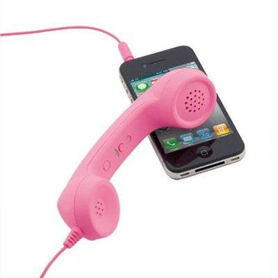 Sluchawka Retro Do Telefonu Komorkowego 3kolory 6568689319 Oficjalne Archiwum Allegro Iphone Phone Cases Corded Phone Phone