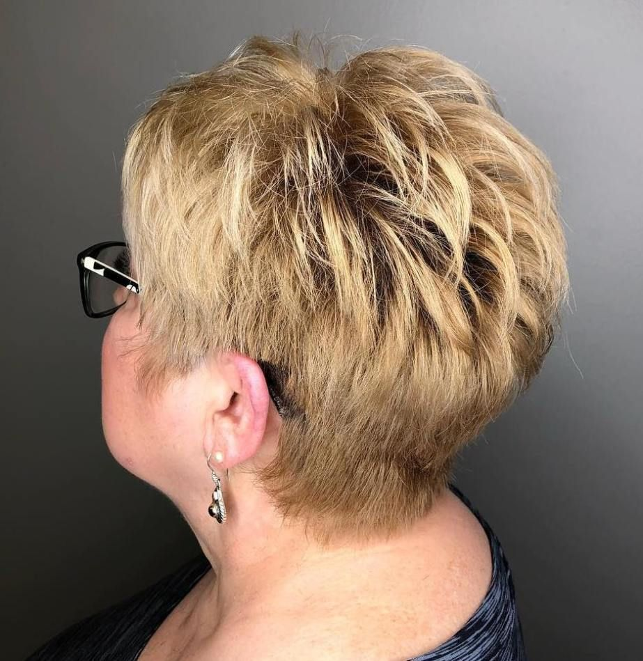 20 fab short hairstyles and haircuts for women over 60 in