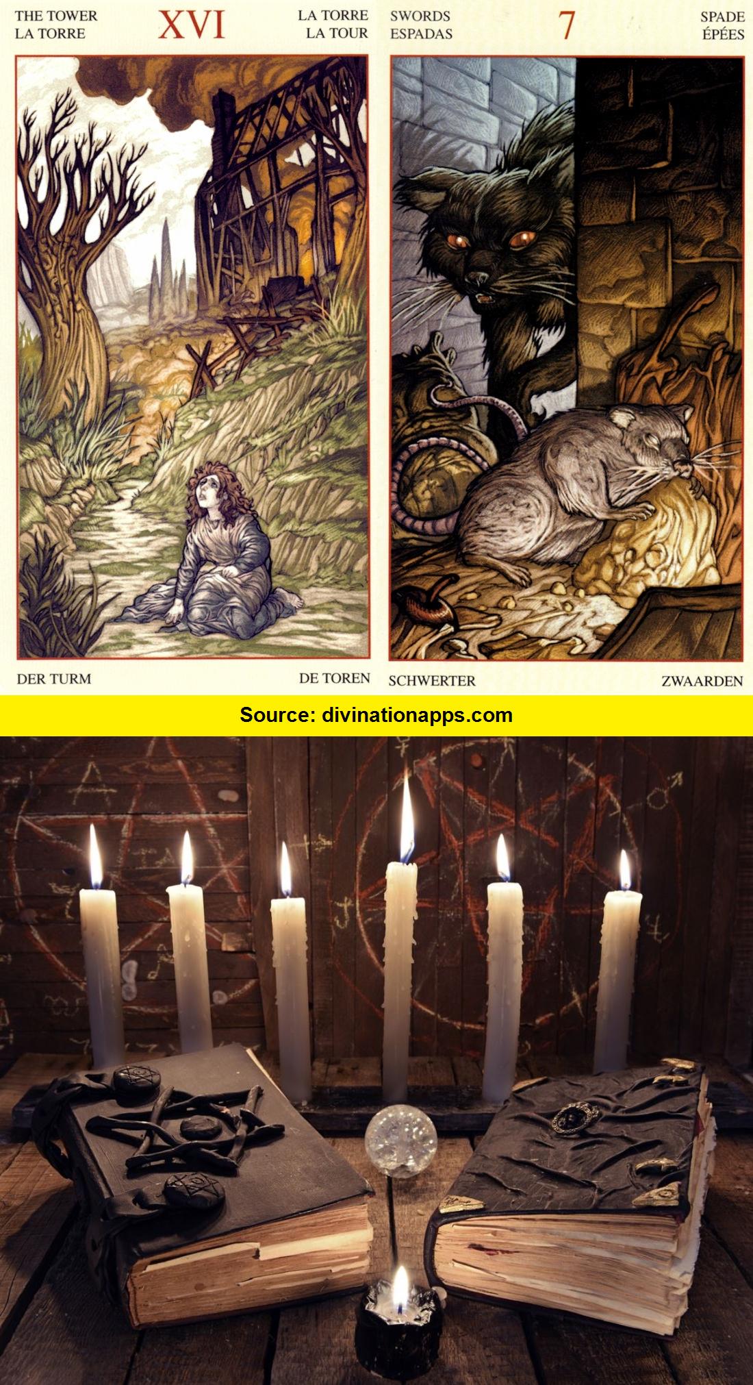 alison day free tarot reading, tarot 78 card deck and tarot