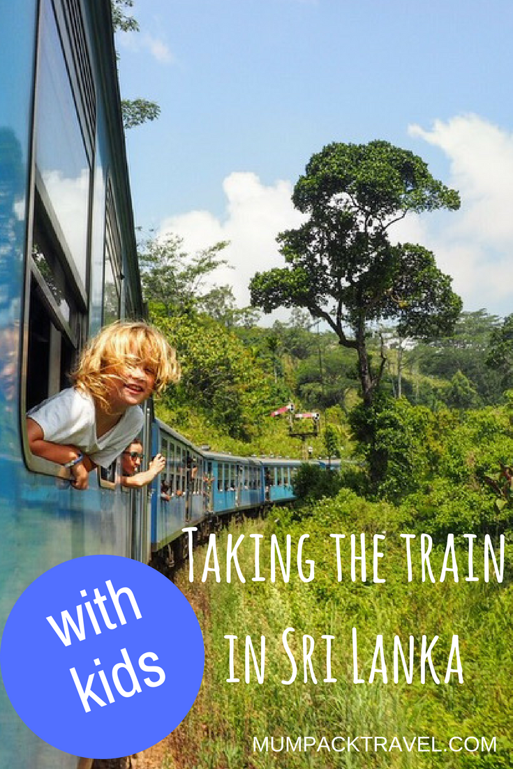 Train Travel In Sri Lanka With Kids Travel Great Places To