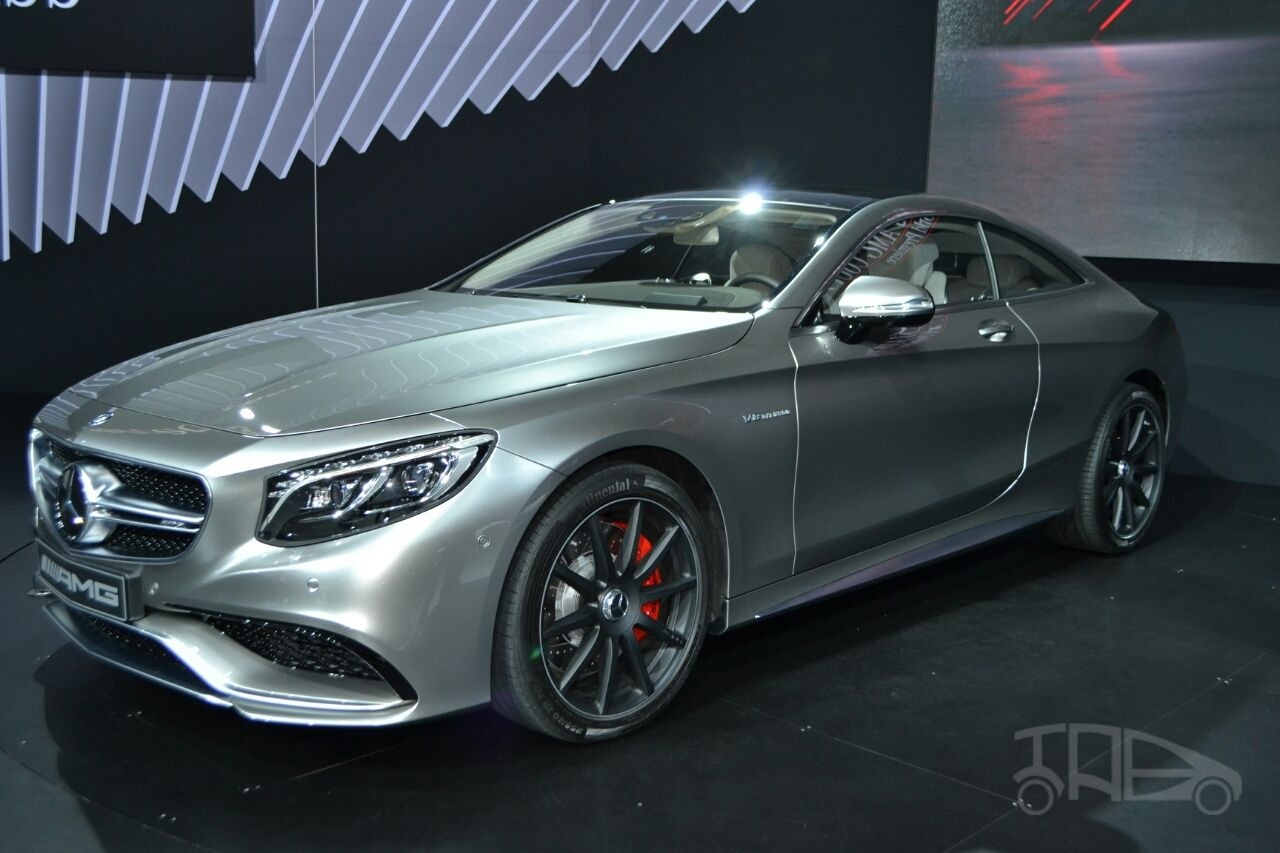 Mercedes India To Launch S Class Coupe U0026 S63 AMG Coupe On July 30   IAB  Report