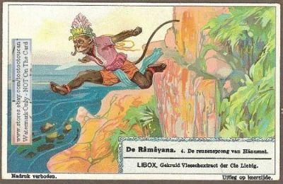 the mythology behind hanumanasana  mythology design