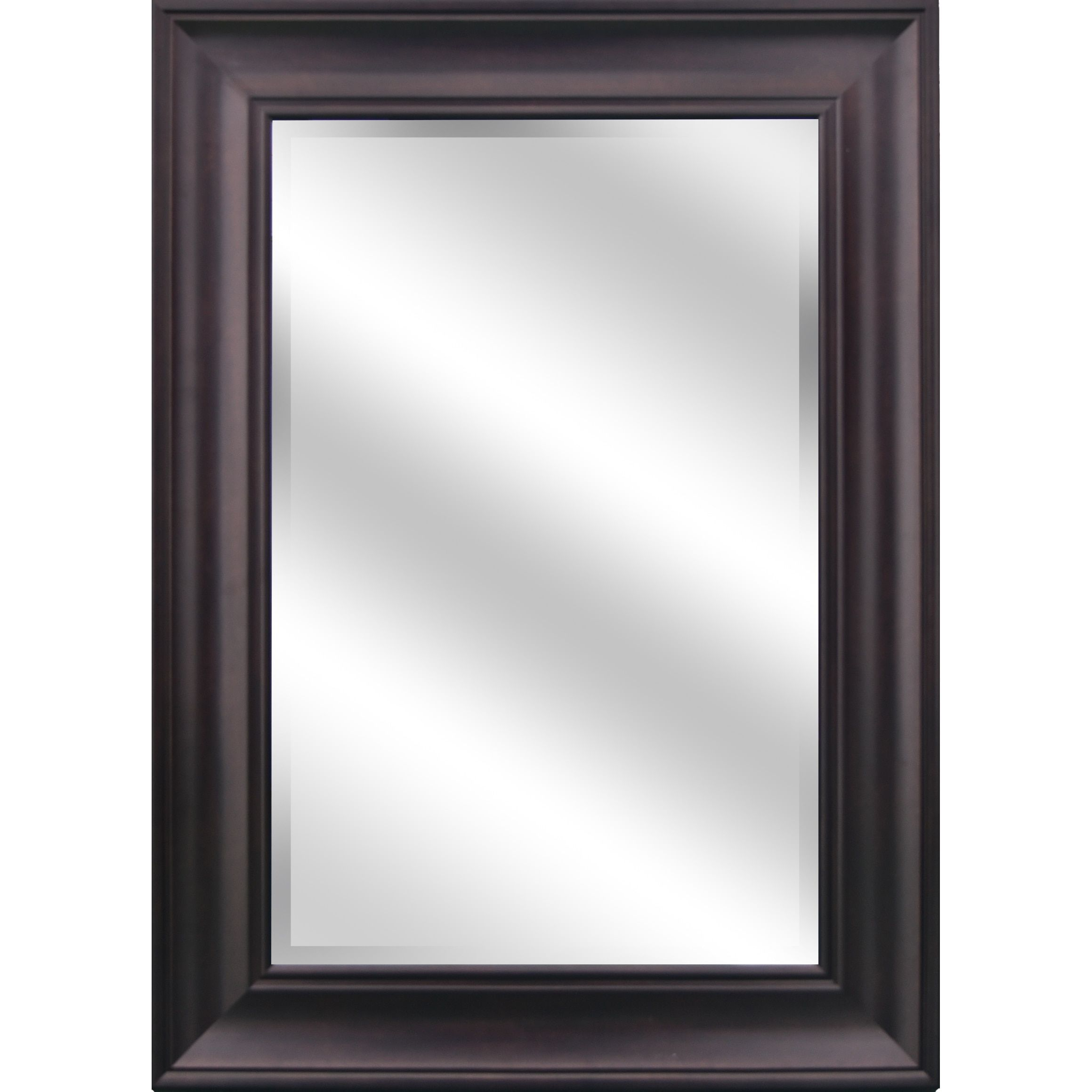 Oil Rubbed Bronze Mirror Oil Rubbed Bronze 23x27 5 Frame Framed