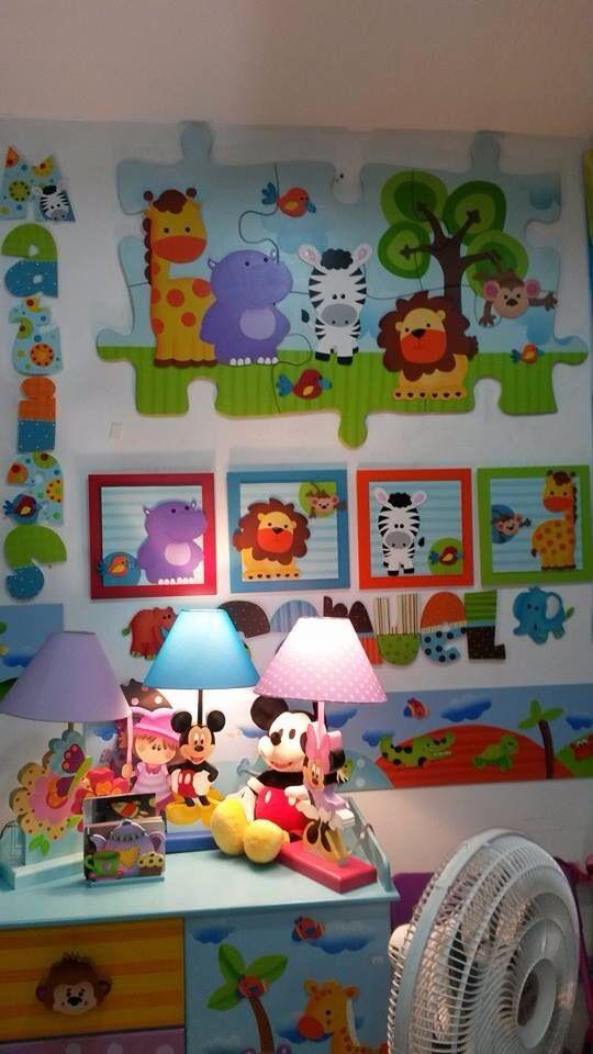 En fomy ideas manualidades en fomy goma eva pinterest fomy goma eva y gomitas - Manualidades para decorar habitacion bebe ...