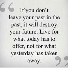Stop Living In The Past Start Visualizing Your Future The Liar