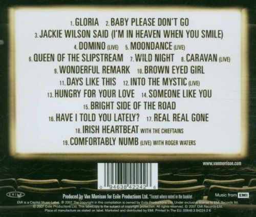 Van Morrison #Soundtrack, #Movies ...