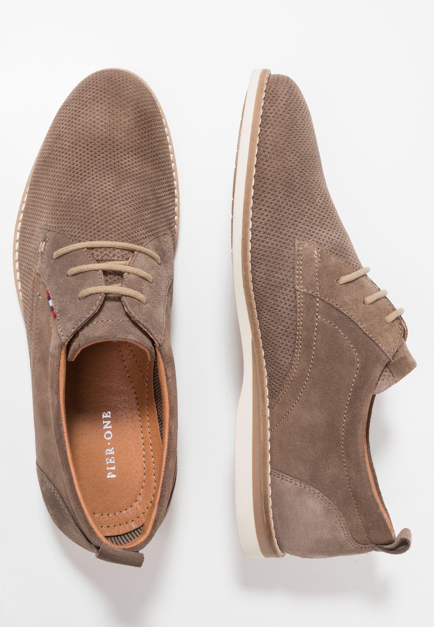 Chaussures à Lacets - Brown @ ZALANDO.FR 🛒