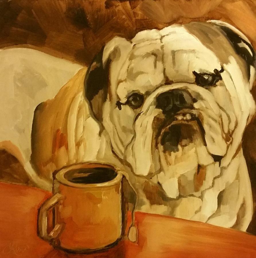 Tea Time by Leni Tarleton